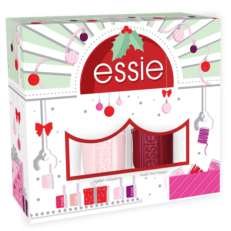 Essie - Ballet Slippers & Makime Happy - Giftset