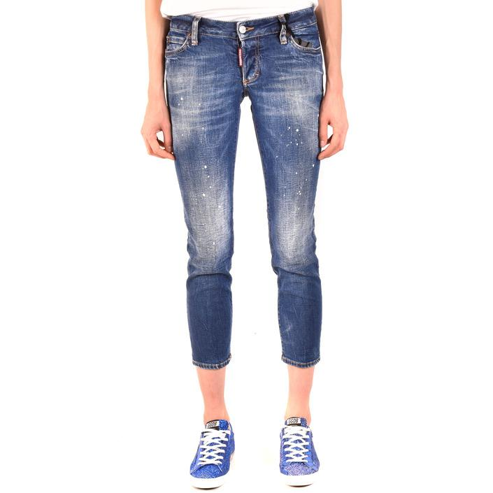 Dsquared Women's Jeans Blue 223062 - blue 38