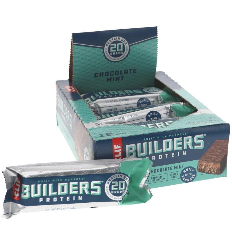 Proteinbars Mintchoklad 12-pack - 55% rabatt