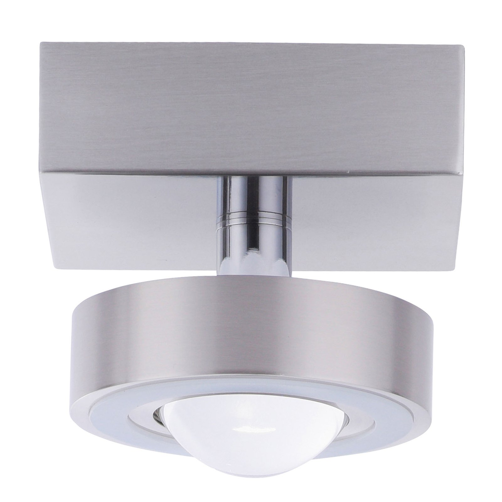 Paul Neuhaus Q-MIA LED-taklampe stål