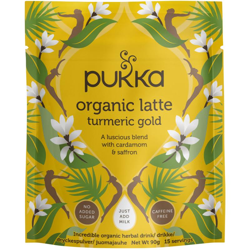 Pukka Lattemix Turmeric Gold - 51% rabatt
