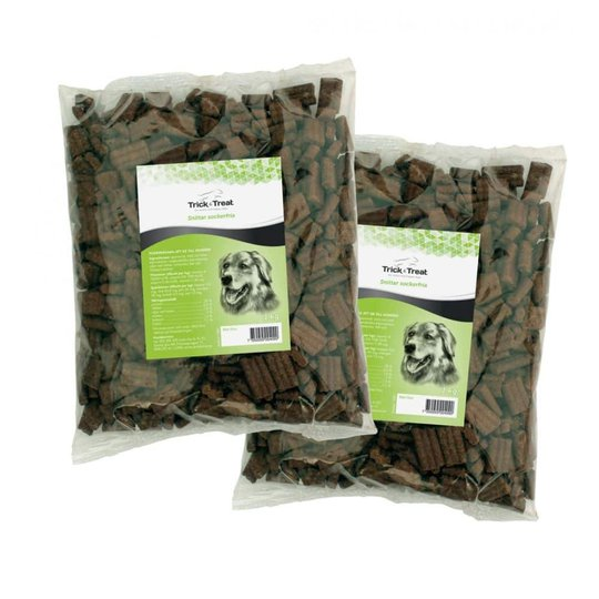 Trick&Treat Sockerfria Snittar 1 kg