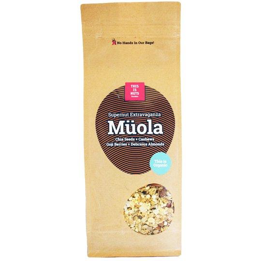 """Müola """"Supernut"""" 400g - 74% rabatt"""