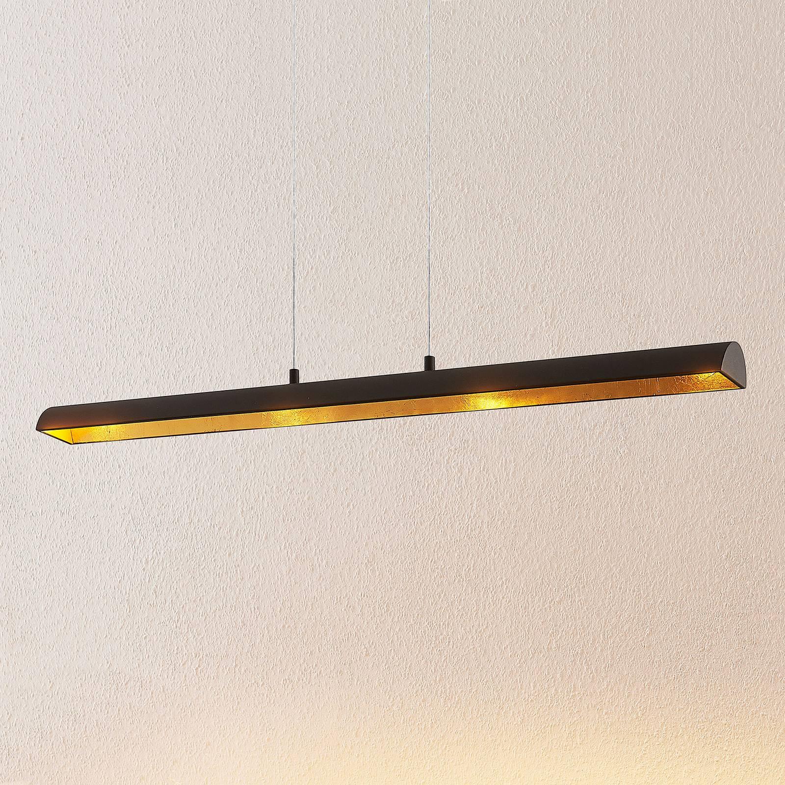 Lindby Solvina -LED-riippuvalaisin