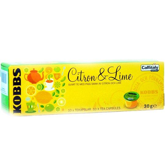 Te Citron & Lime Kapsel - 75% rabatt