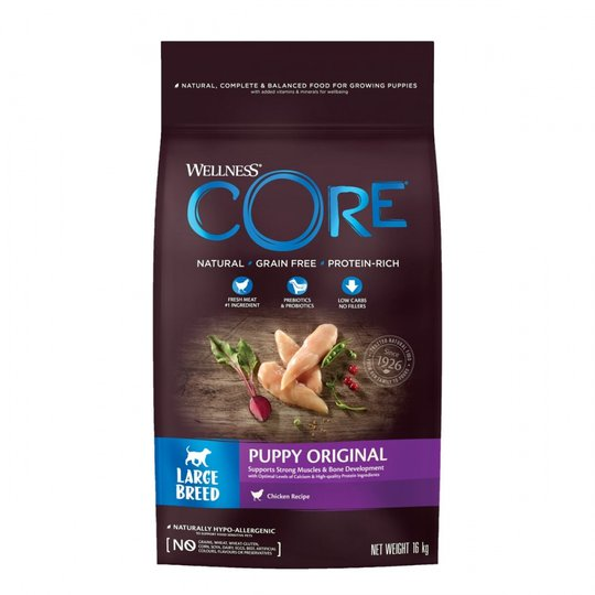 CORE Dog Puppy Large Breed Chicken (16 kg)