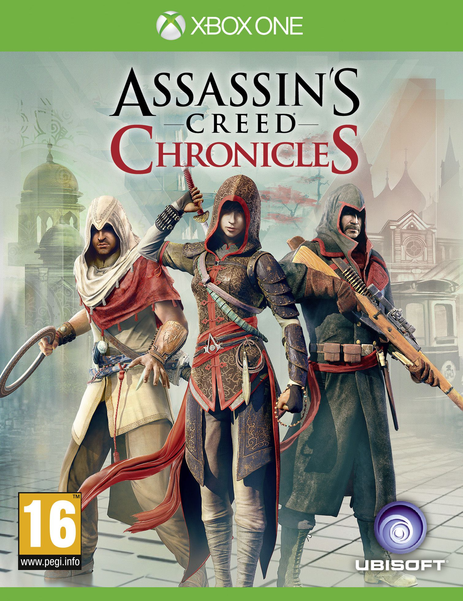 Assassin's Creed: Chronicles (UK)