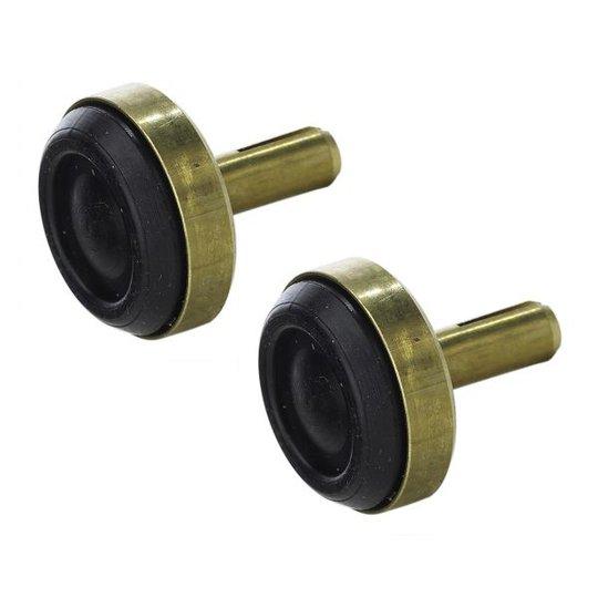 Gelia 3010066802 Venttiilinsäädin anti-drop, 2 kpl 15 mm