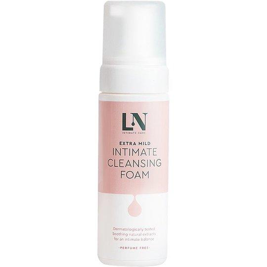LN Intimate Cleansing Foam Salvia, Ellen Intiimihygienia