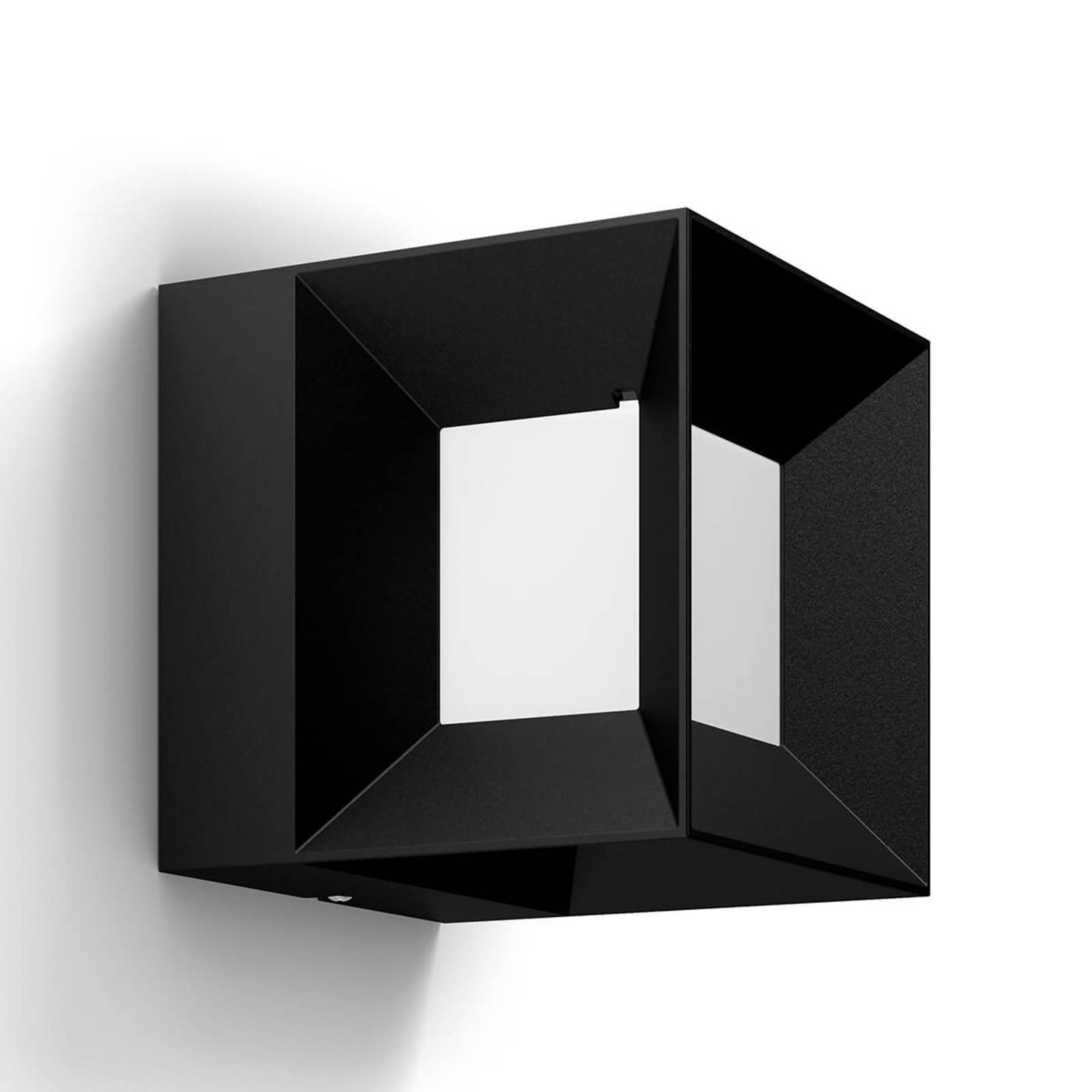 Parterre – kuutiomainen LED-ulkoseinävalaisin