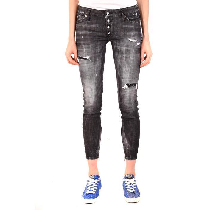 Dsquared Women's Jeans Black 221582 - black 38