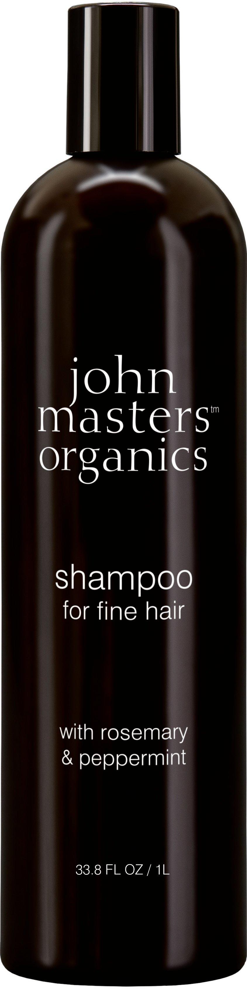 John Masters Organics - Shampoo for Fine Hair w. Rosemary & Peppermint 1035 ml
