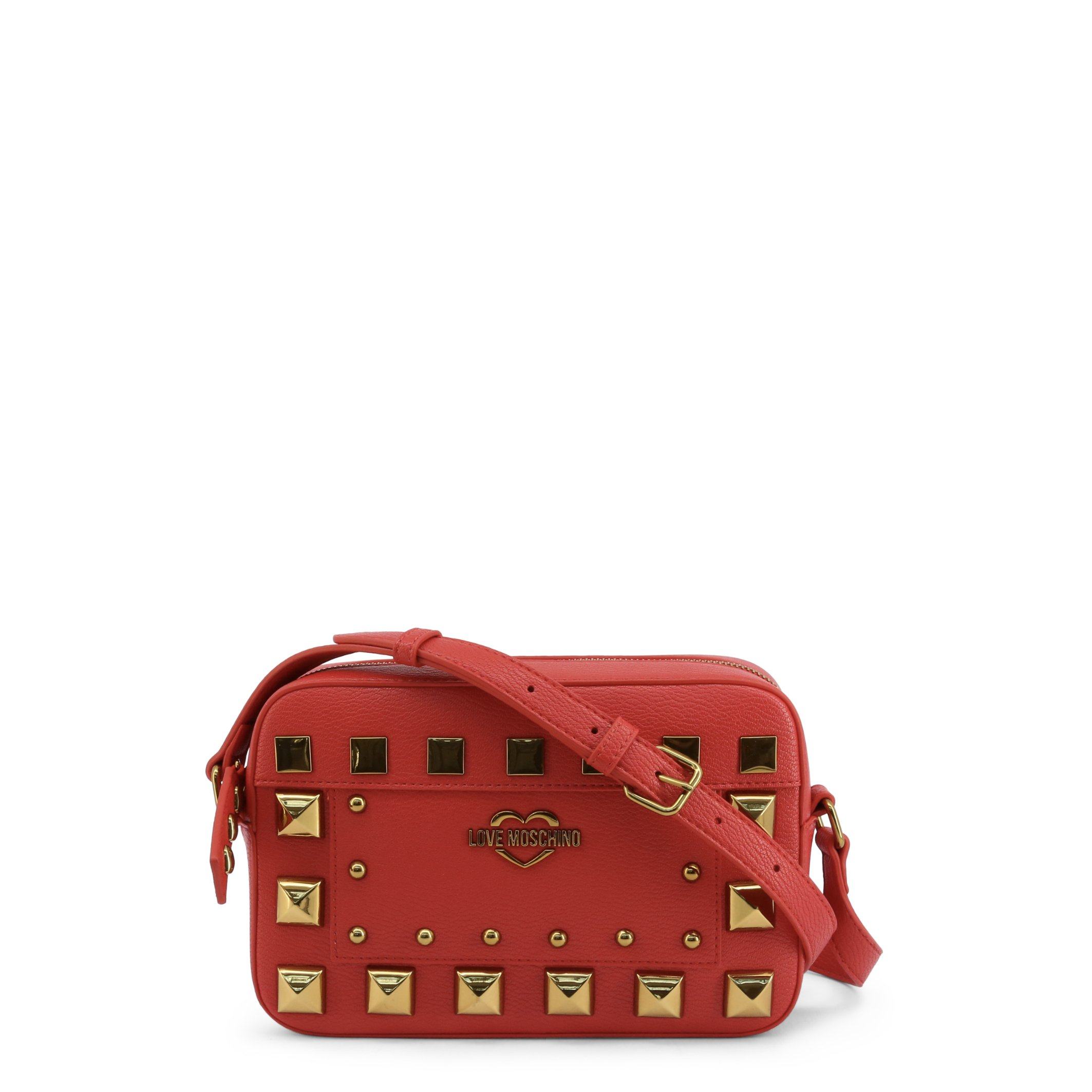 Love Moschino Women's Crossbody Bag Various Colours JC4286PP0BKO - red NOSIZE