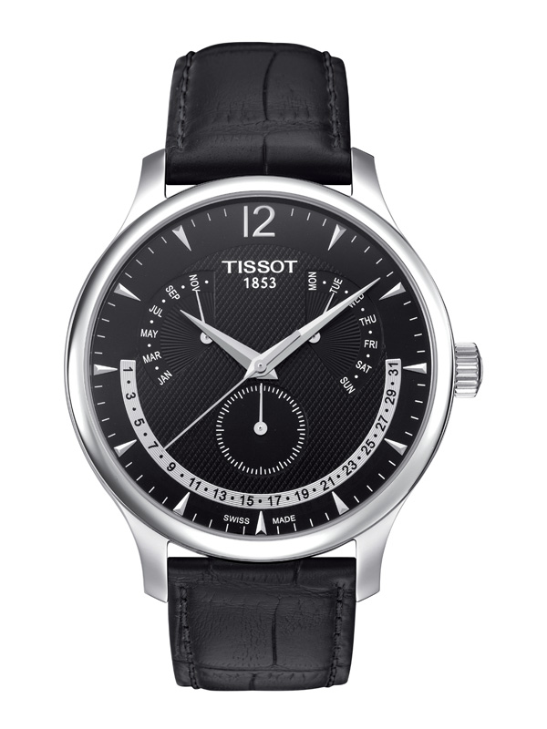 Tissot Tradition Perpetual Calender T063.637.16.057.00