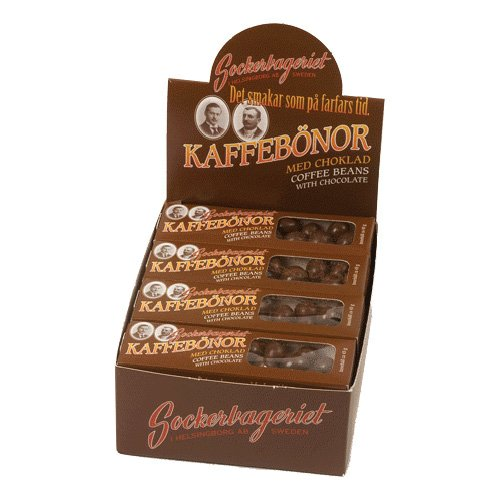 Kaffebönor Mörk Choklad