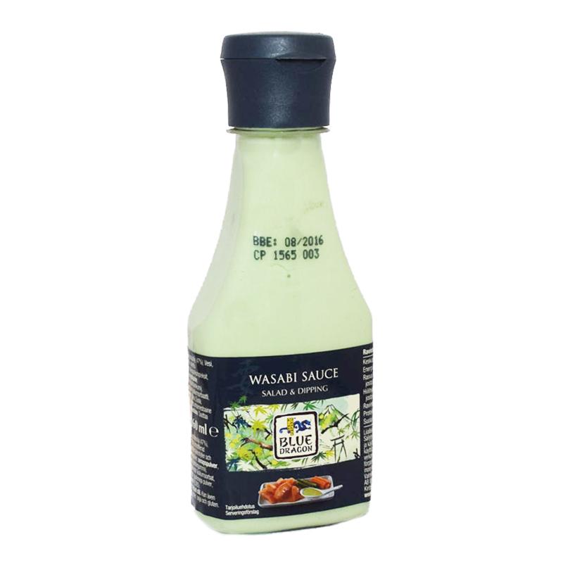 Wasabisås 160ml - 78% rabatt