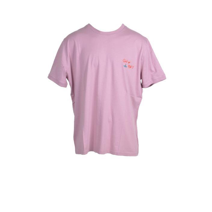 Vivienne Westwood - Vivienne Westwood Men T-Shirt - pink M