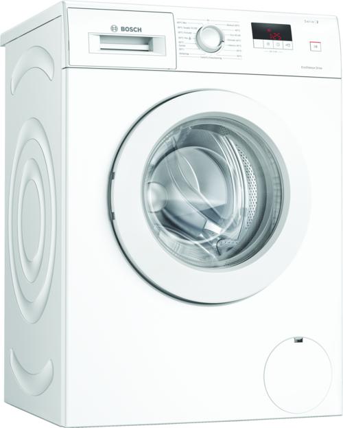 Bosch Waj240l7sn Serie 2 Tvättmaskin - Vit