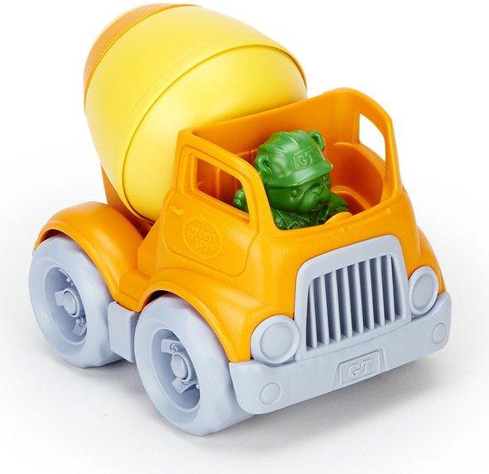 Green Toys Betongbil Med Sjåfør