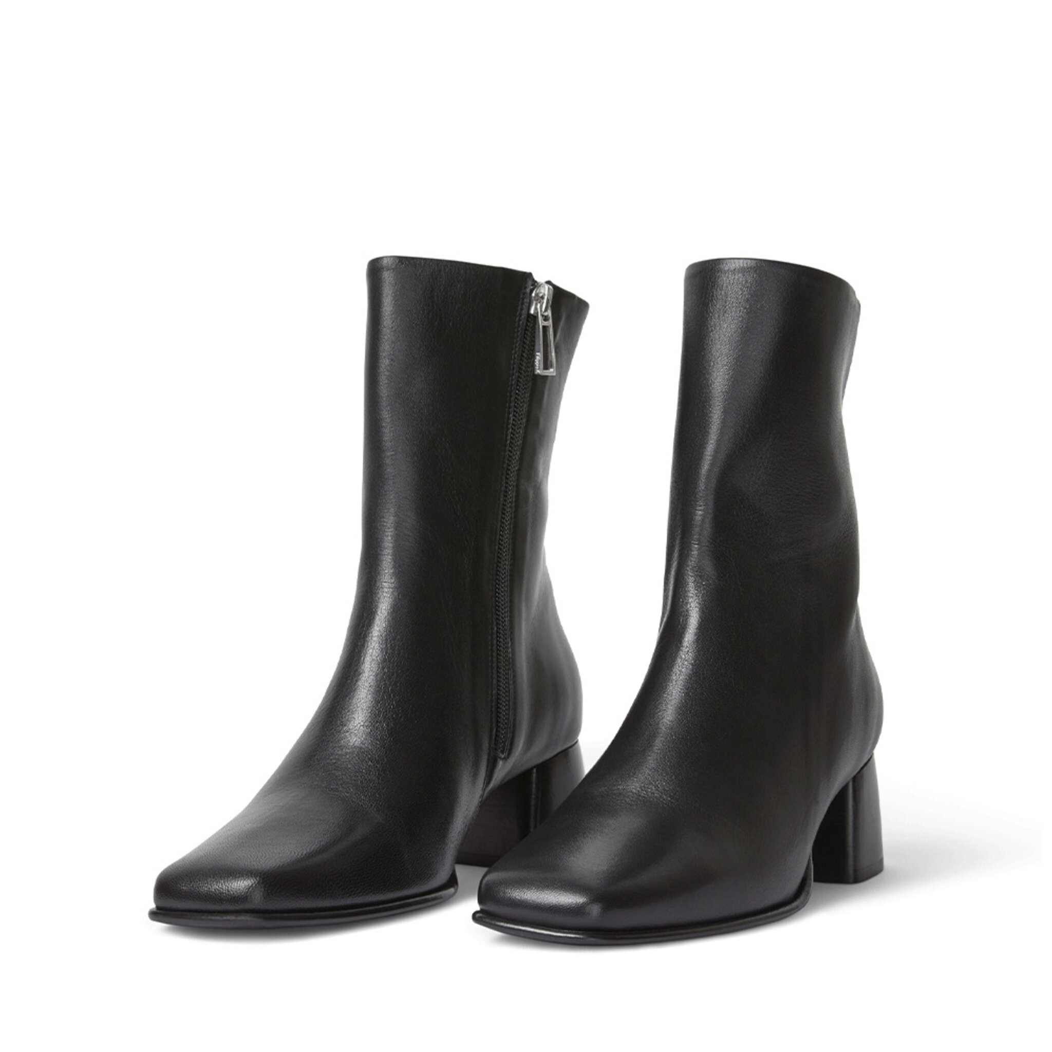 Eileen Leather Boot