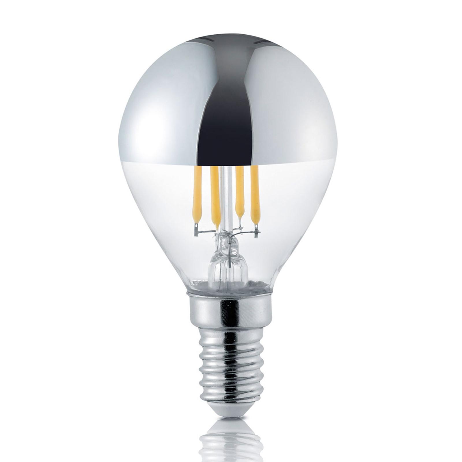 LED-lamppu E14 4W pääpeili, 2 800 K