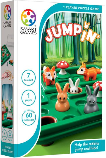 Smart Games Spill Jump In