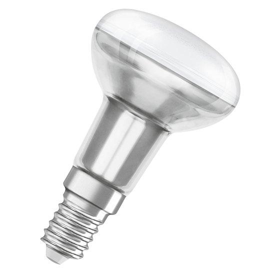 OSRAM-LED-lamppu E14 R50 5,9W 2.700K 36° himmennys