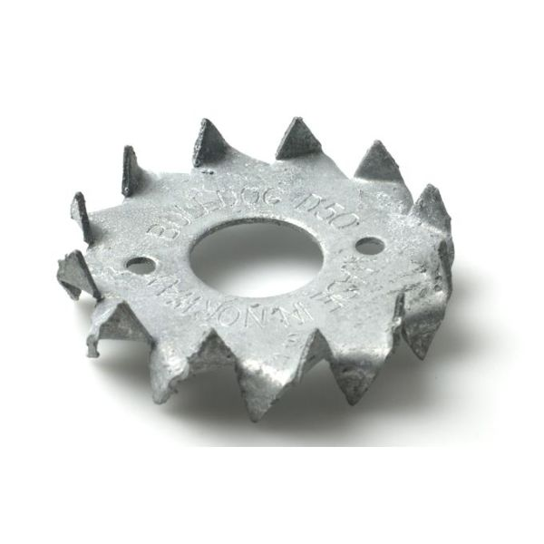 Arvid Nilsson 83317048 Tannskive Bulldog, 2-sidet, FZV 48x17 mm, 200-pakning