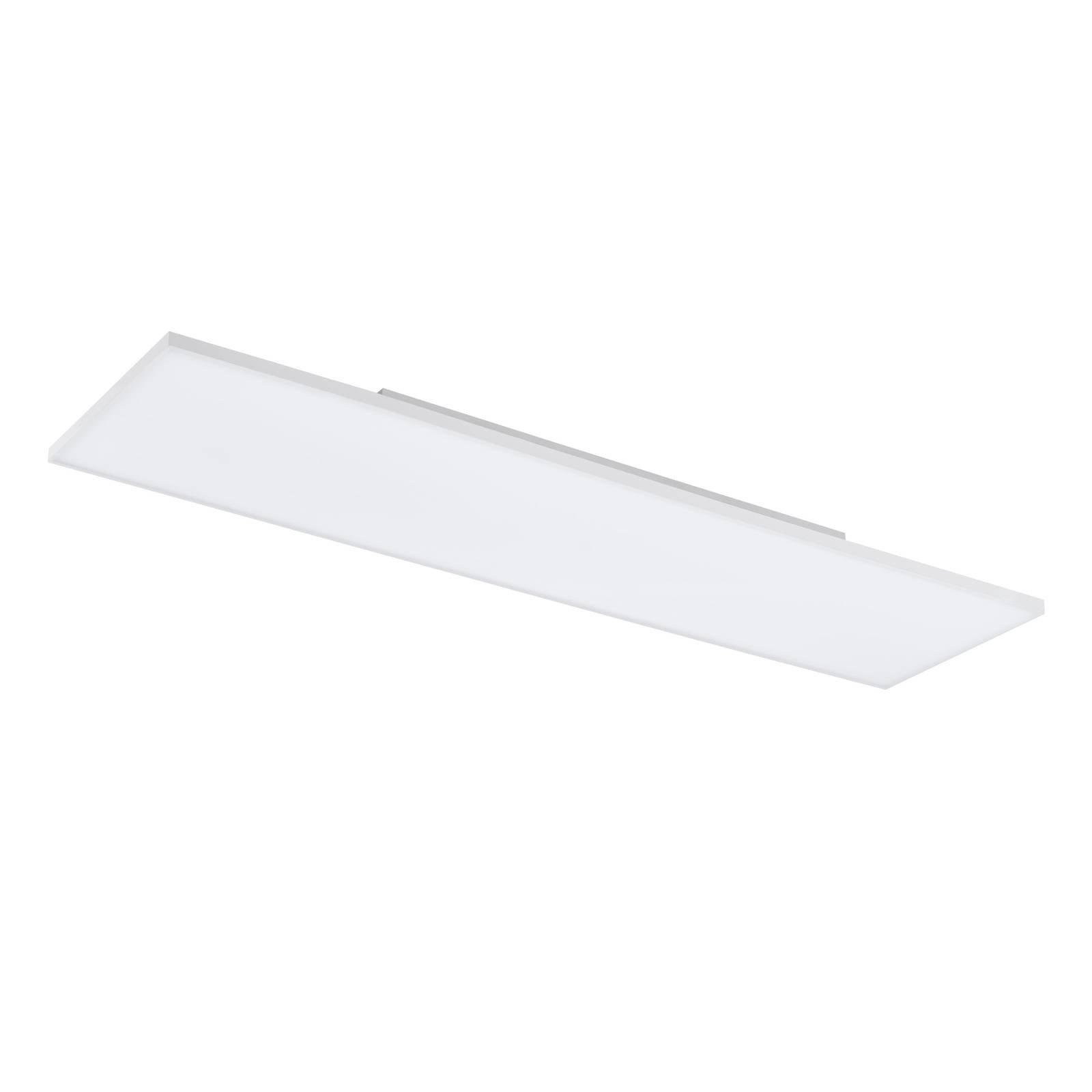 LED-taklampe Turcona, 120 x 30 cm