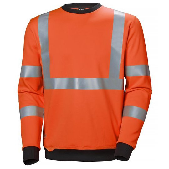 Helly Hansen Workwear Addvis Neulepaita heijastimet, oranssi M