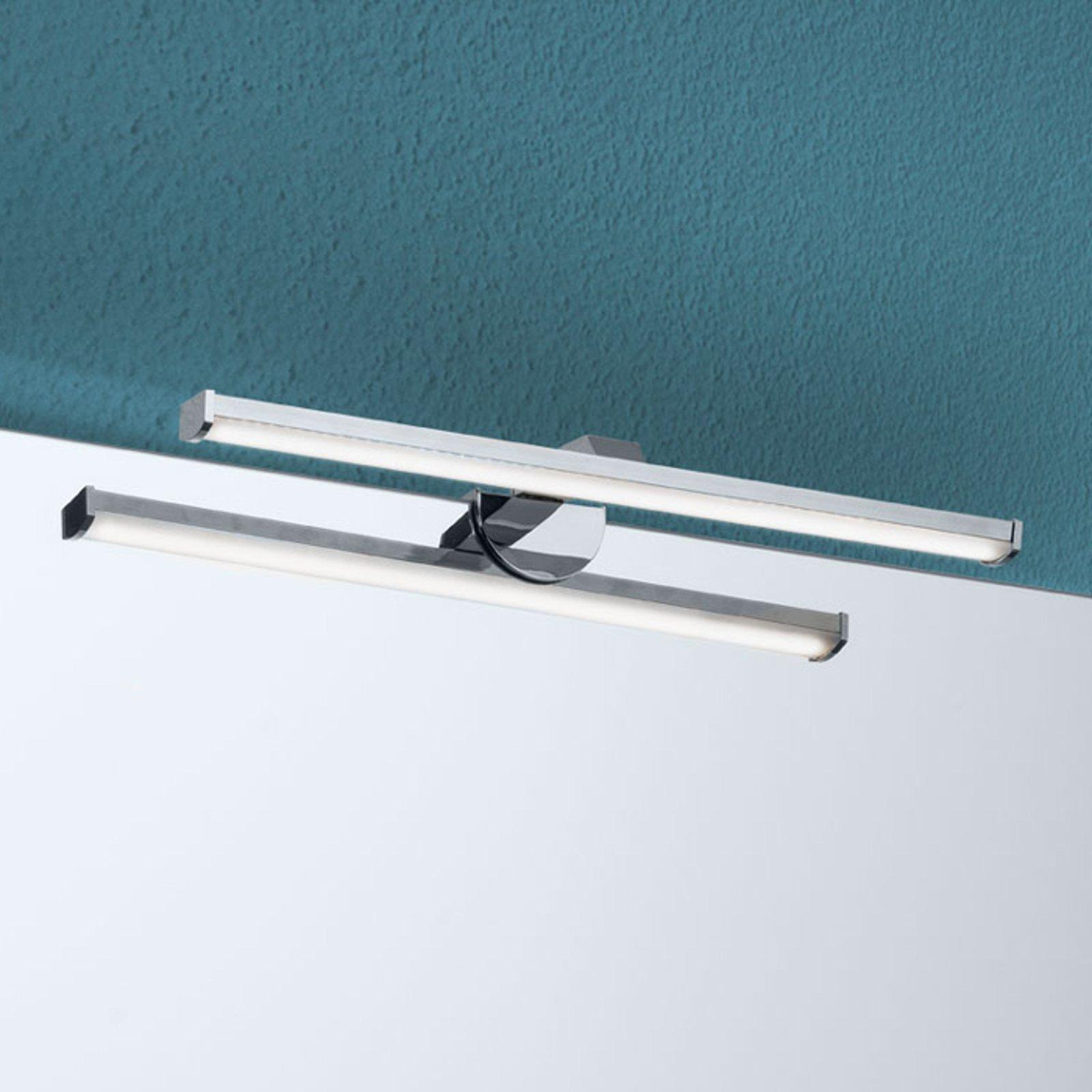 Smal LED-speillampe Levon, 30 cm