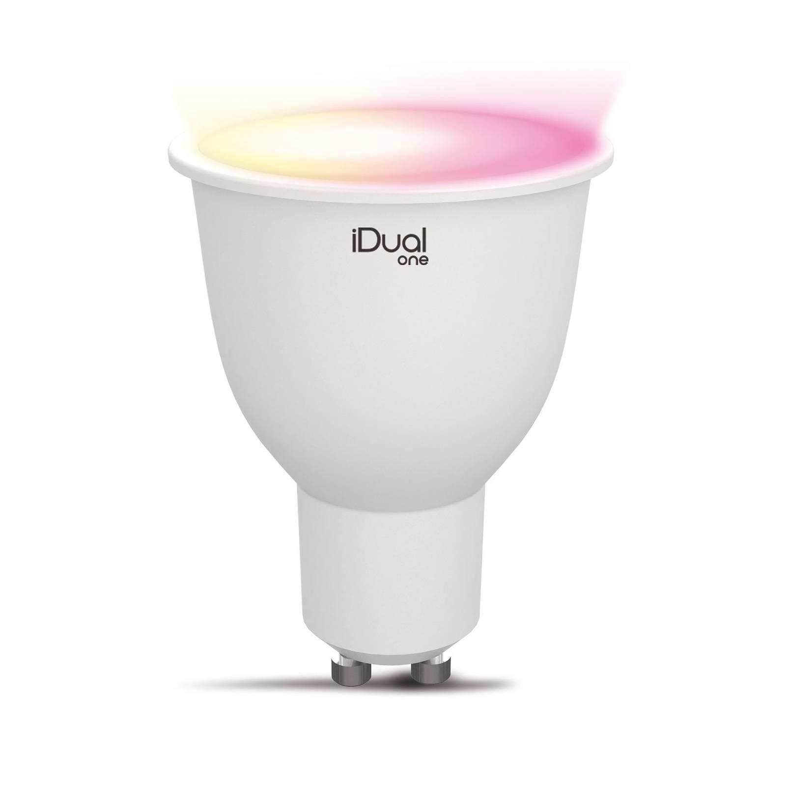 iDual One -LED-heljastin GU10 5W 330 lm RGBW