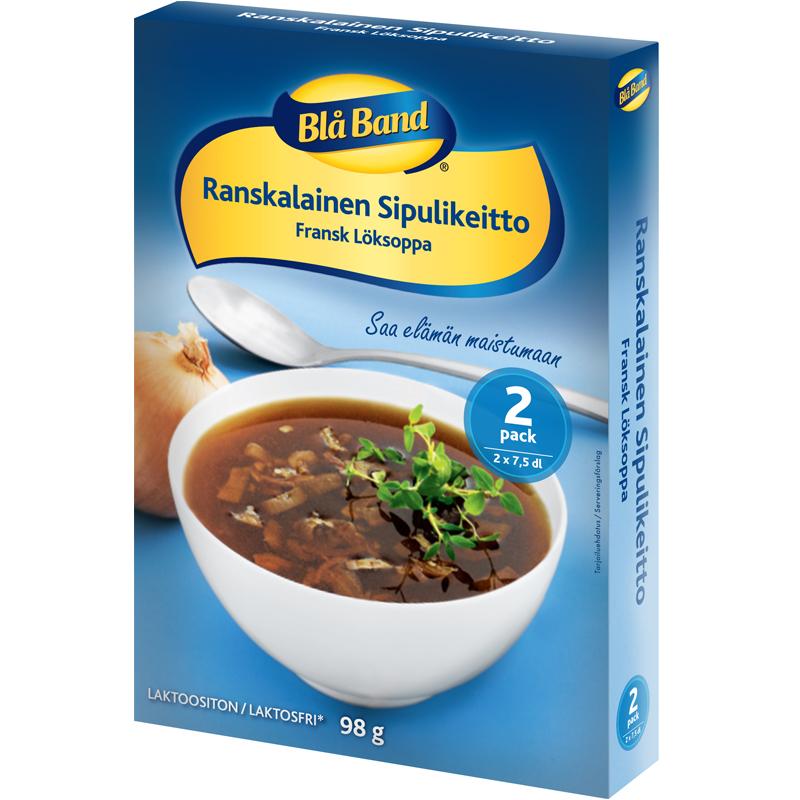 """Färdig Soppa """"Fransk Löksoppa"""" 2 x 7,5dl - 28% rabatt"""