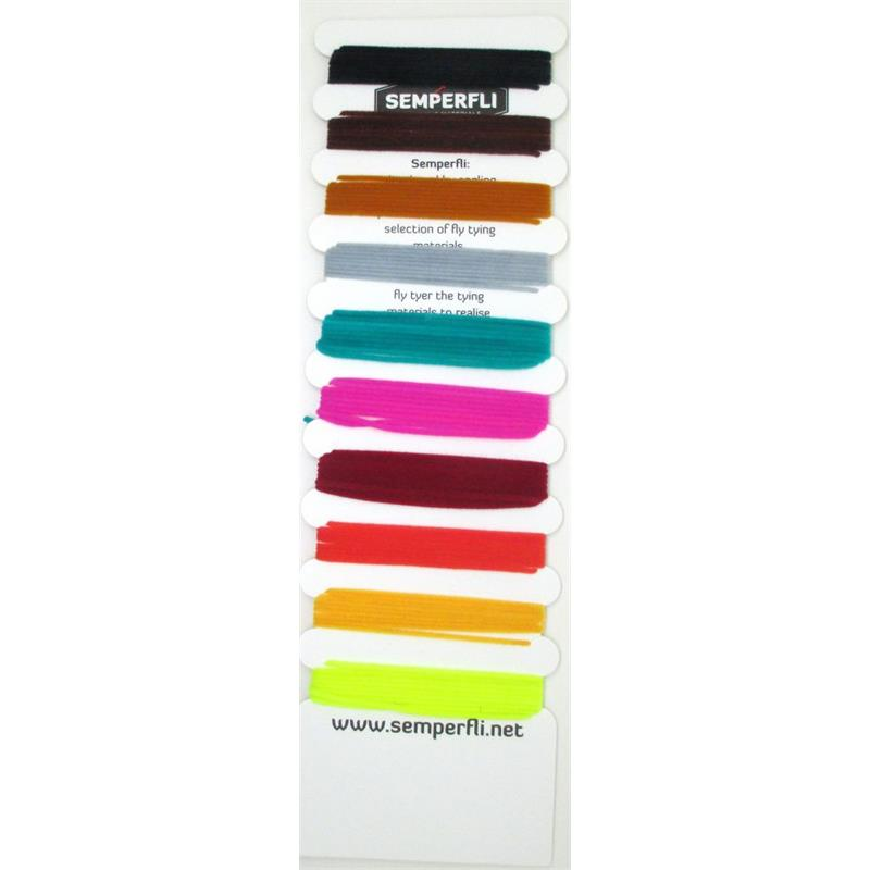 Semperfli Suede Chenille Mixed Pack Standard
