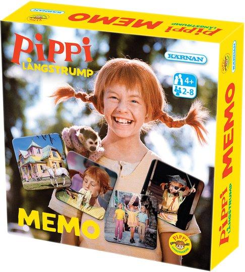 Kärnan Pippi Langstrømpe Memo
