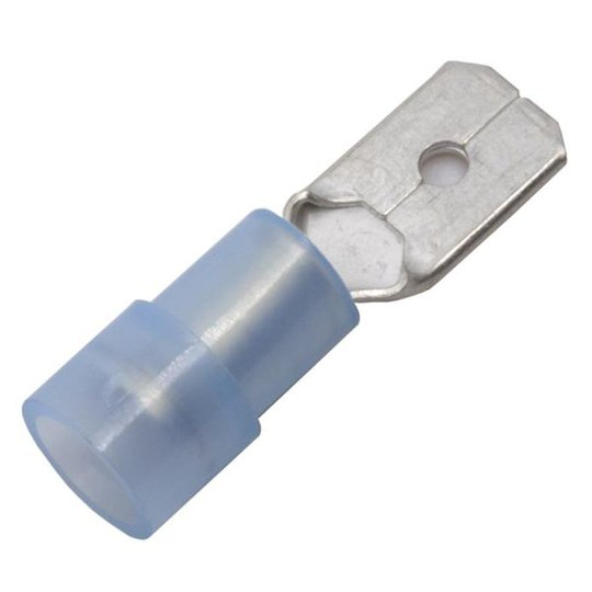 Abiko KA2507H-CP Kaapelikenkä lattaliitin, 10 kpl
