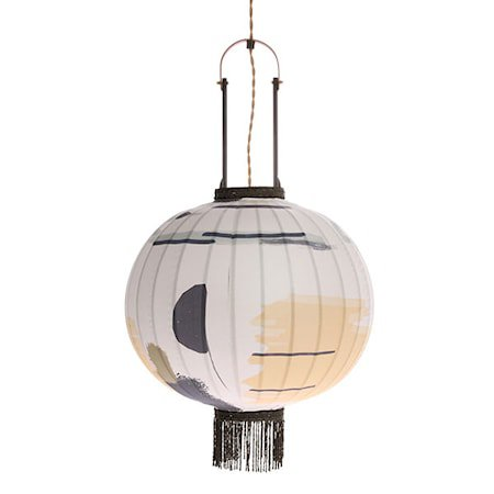 traditional lantern M brush