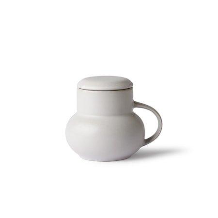 Bubble Ceramic Tekopp M Light Grey