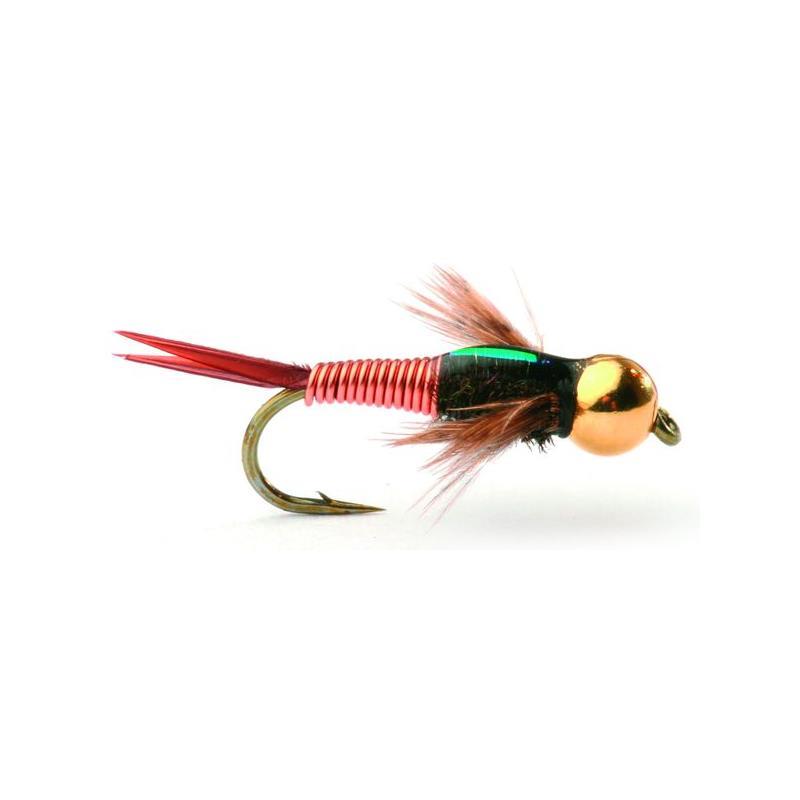 Copper John #14 Kjøp 12 fluer få gratis flueboks