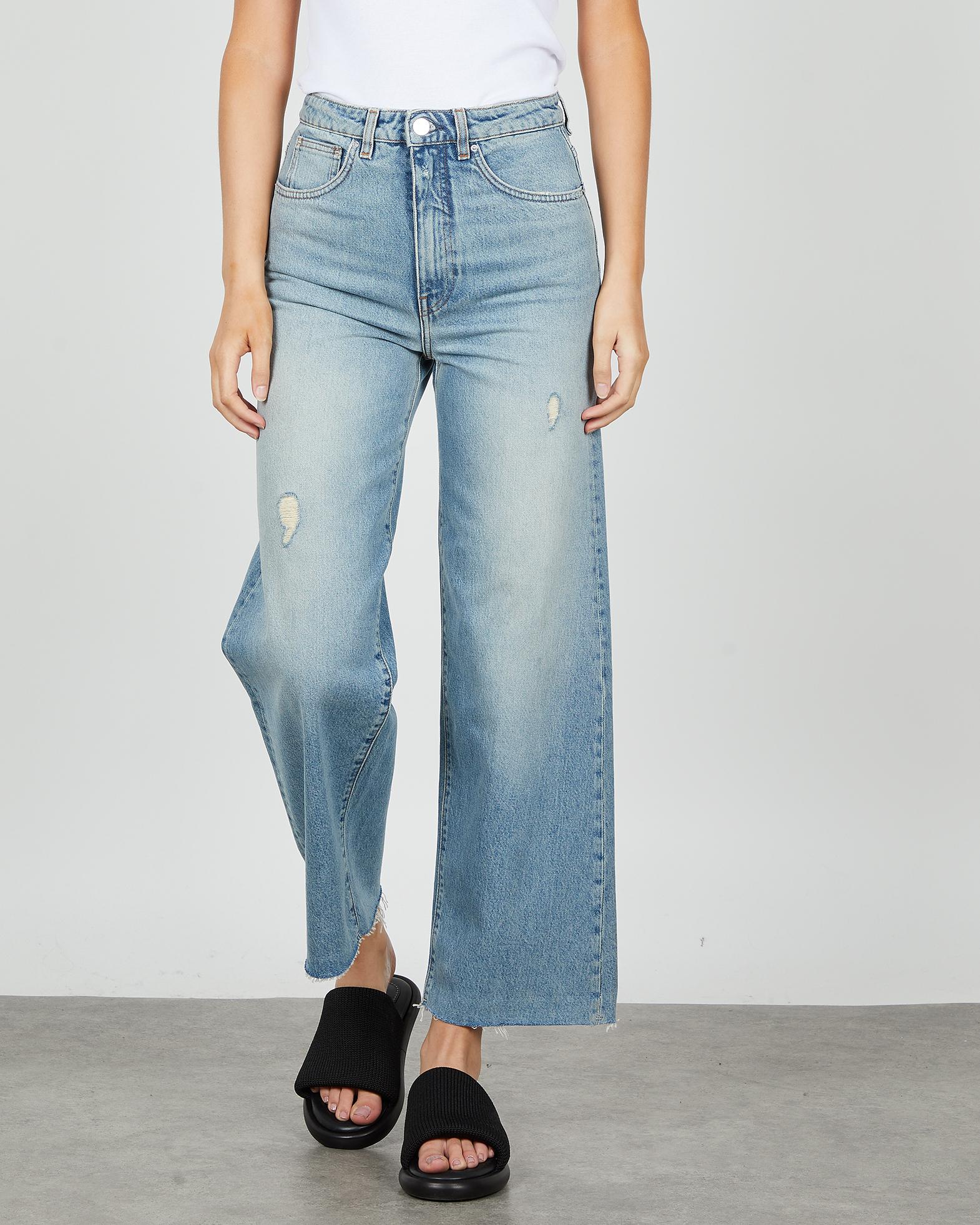 Totême Jeans Flare Fit blå 23/32