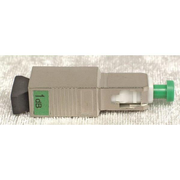 Televes 236451 Vaimennin SC/APC-liittimellä 1 dB