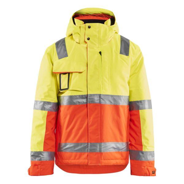 Blåkläder 8719-1977 Limited Edition Vinterjacka varsel, gul/orange L