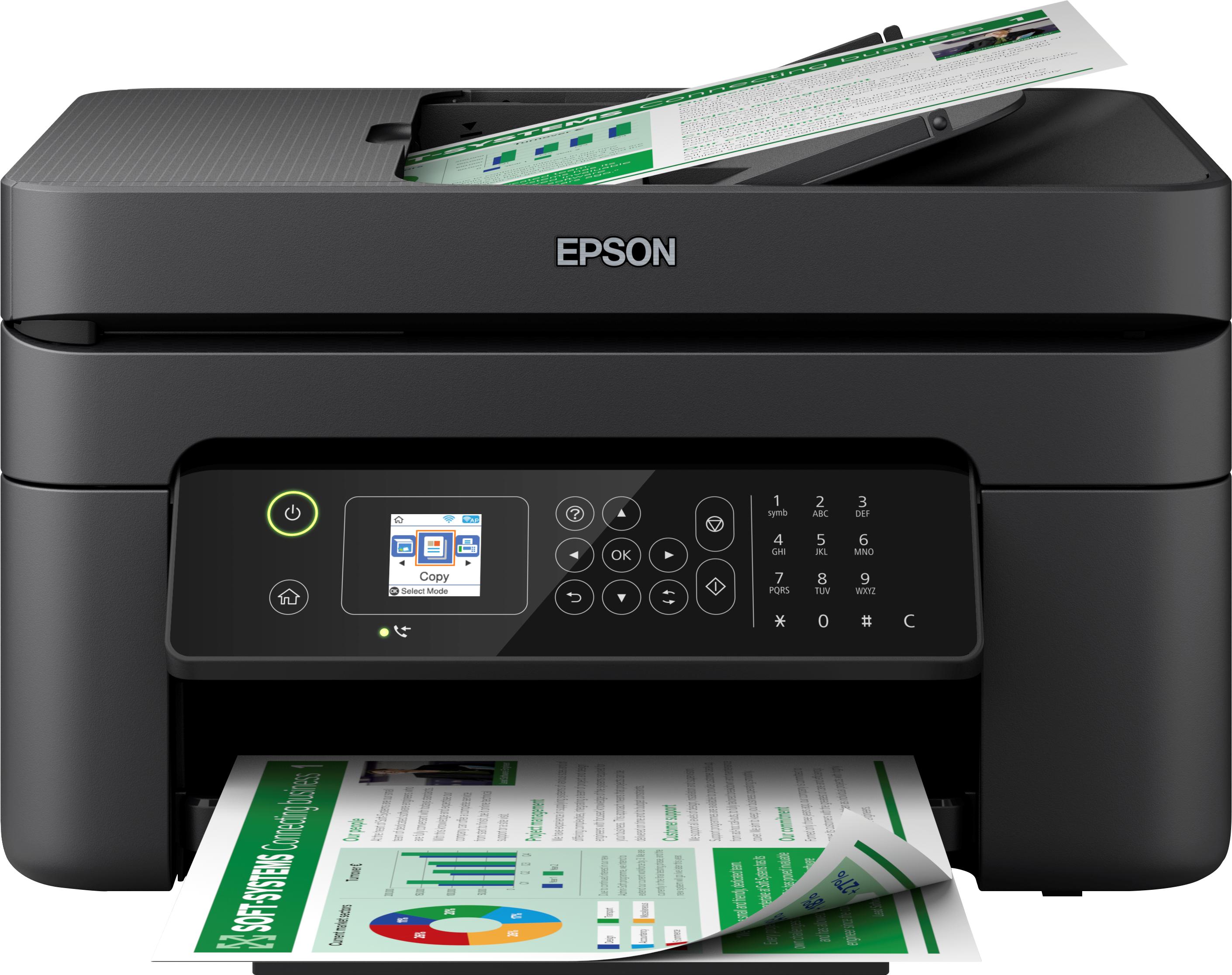 Epson - WorkForce WF-2830DWF