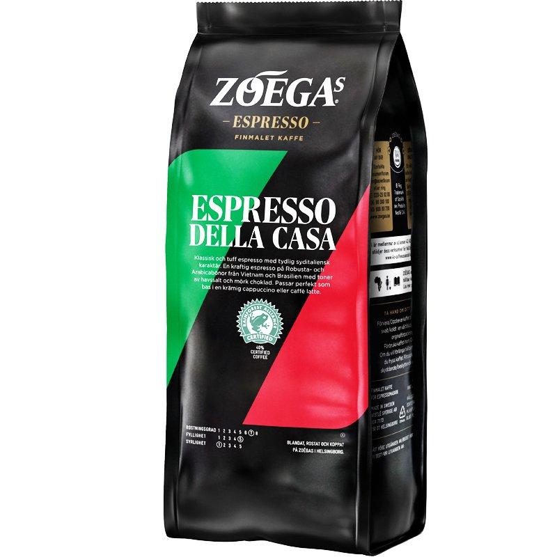 Suodatinkahvi Espresso Della Casa - 23% alennus