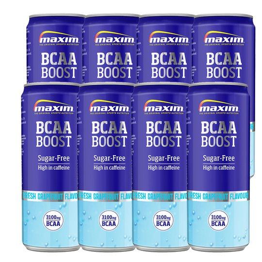 Urheilujuomat BCAA Boost Greippi 8kpl - 28% alennus