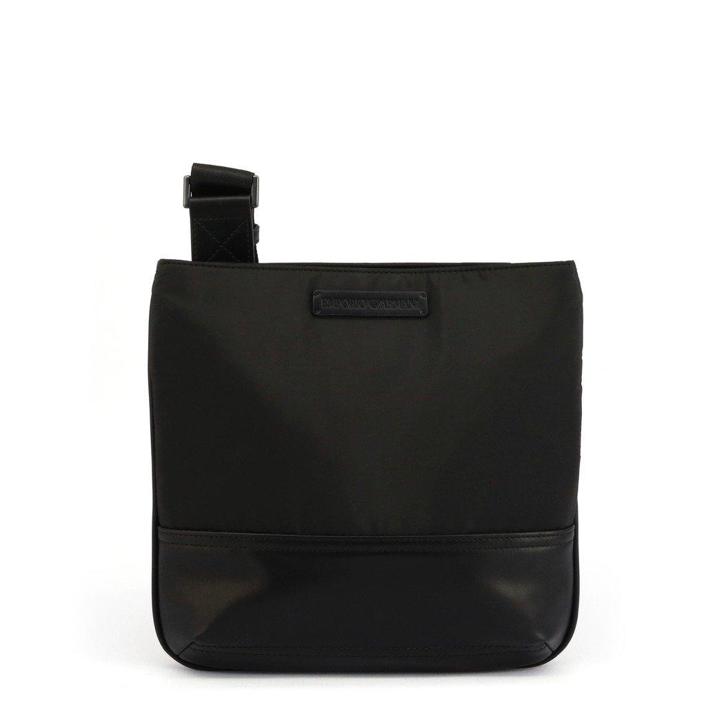 Emporio Armani Men's Crossbody Bag Black Y4M203_YMA9J - black NOSIZE