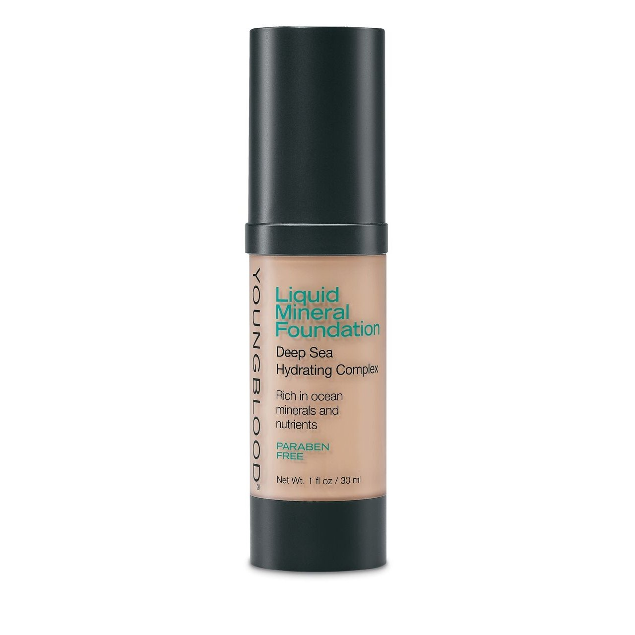 YOUNGBLOOD - Liquid Mineral Foundation - Sun Kissed
