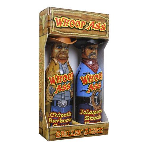 Woop-ass Grillsås - 2-pack