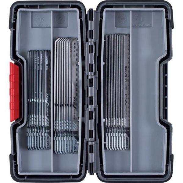 Bosch 2607010905 Stikksagbladsett 30 deler