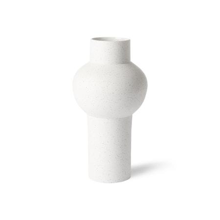 Speckled Clay Vas Rund M